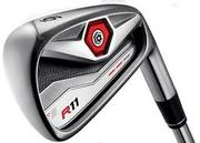 TaylorMade R11 Irons Left Handed free shipping  $419.99 wholesale