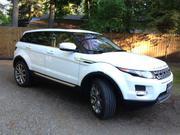 Land Rover Range Rover Evoque 16917 miles