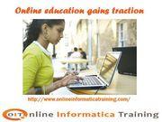 Informatica Online Training | Online InformaticaTraining
