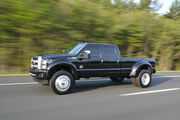 2014 Ford F-450 Platinum