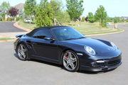 2008 Porsche 911 Porsche 911 Turbo Convertible