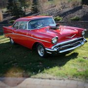 1957 Chevrolet Bel Air150210 BEL AIR