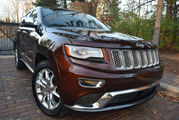 2014 Jeep Grand Cherokee BROWN METALLIC