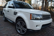 2010 Land Rover Range Rover Sport AWD