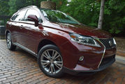 2013 Lexus RX LUXURY PACKAGE-EDITION