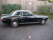1968 Ford Mustang 68000 miles
