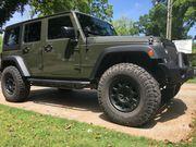 2015 Jeep Wrangler 18600 miles