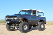 1971 Ford Bronco 46500 miles