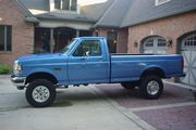 1997 Ford F-350 165000 miles