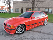 1997 BMW 3-Series 318ti
