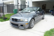2001 BMW M3Base Convertible 2-Door