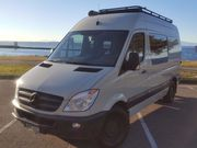 "2013 Mercedes-Benz Sprinter 144""  Outsidevan Conversion"