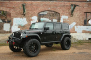 2016 Jeep Wrangler hard rock
