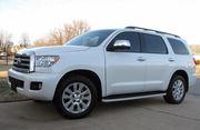 2014 Toyota Sequoia Platinum Sport Utility 4-Door