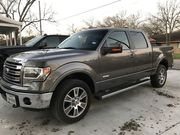 2014 Ford F-150 Lariat Super Crew Cab Pickup 4-Door