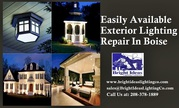 Easily Available Exterior Lighting Repair In Boise