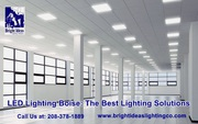 LED Lighting Boise: The Best Lighting Solutions